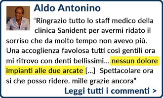 Recensione Aldo Antonino